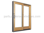 Frenchwood Gliding Patio Door Parts