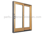 Gliding Patio Door Parts