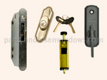 Gliding Patio Door Locks
