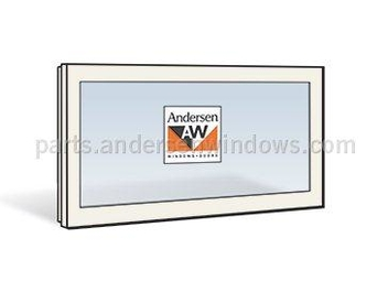Sash Andersen Wood Basement Window