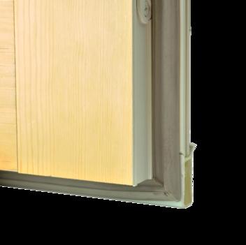 Panel Gasket Weatherstrip Andersen Outswing Patio Door