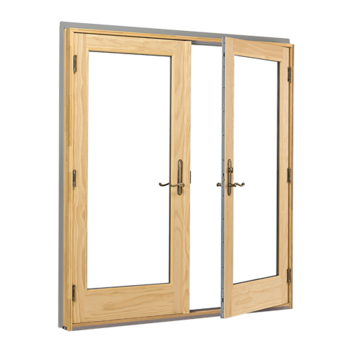 Parts Andersen 400 Series Hinged Patio Door