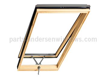 Andersen Roof Window Replacement Parts