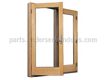 Parts - Andersen 400 Series Hinged Patio Door