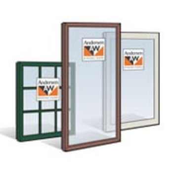 Window sash andersen windows doors for Andersen 400 series casement
