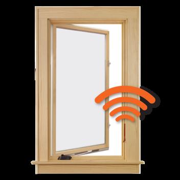 A Series Casement Verilock Security Sensors