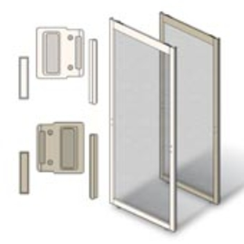 Gliding Insect Screens Andersen 400 Series Hinged Patio