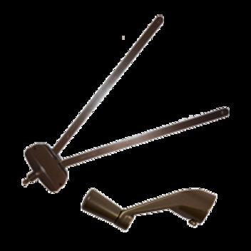 Andersen Primed Wood Awning Hardware