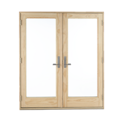 A Series Hinged Patio Doors