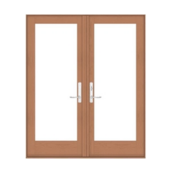 A Series Outswing Patio Door
