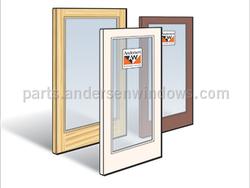Panels For Narroline Gliding Patio Doors
