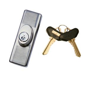 Andersen 174 Gliding Door Left Hand Exterior Keyed Lock