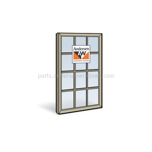Andersen 400 series casement sash 0608549 window sash for Andersen 400 series casement windows price