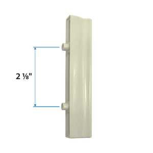 Canvas 2 And 3 Panel Gliding Insect Screen Exterior Pull