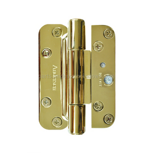 Left Hinge Bright Brass 2578973 Hinges And Hinge Kits