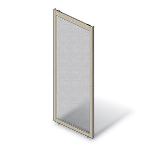 Andersen patio door gliding insect screen 0910107 for Patio door mosquito screen