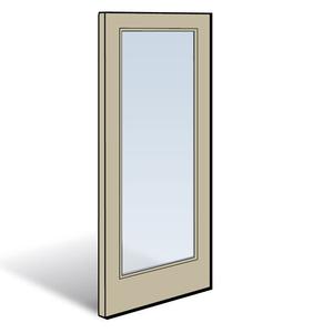 Frenchwood® Hinged Inswing Patio Door Panel 0922218 Panels ...