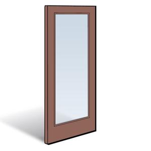 Frenchwood® Hinged Inswing Patio Door Panel 2666610 Panels ...
