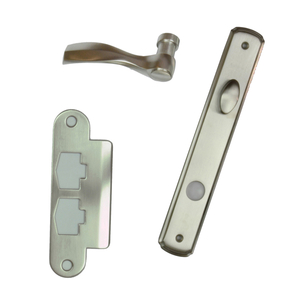 Hinged Patio Door Hardware Interior Trim Set 2572674