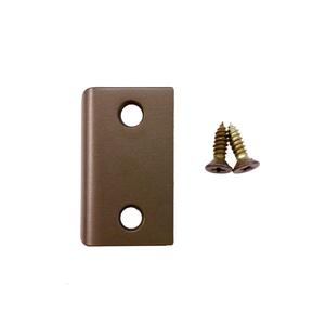 400 Series Frenchwood Hinged Extension Jamb Strike Extender 2579928 Andersen 400 Series Hinged Patio Door Parts Accessories