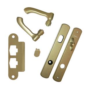Gold Dust II BTW59SQ Acrylic 1 pc InlayThin 14 x 1 12 x 1 12