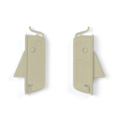 Beige top sash vent latch 07 1756 bei hardware for American craftsman 1200 series windows