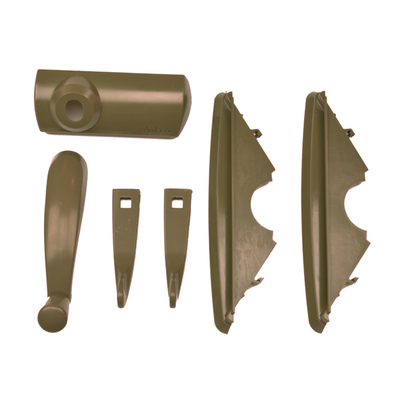 Classic Stone Hardware Set 1521027 Andersen Windows