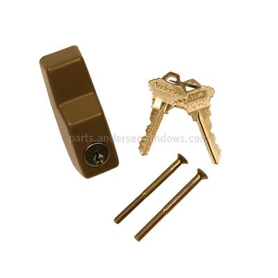 Gliding Door Exterior Keyed Lock 1968 To 1999 1973046
