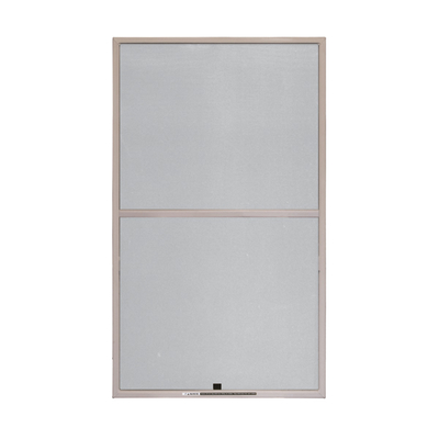 double hung window screens side by side insect screen 200 series doublehung window 0833420 0833420andersen windows