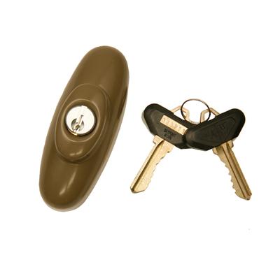 Andersen 174 Gliding Door Exterior Keyed Lock 2573079 Tribeca 174