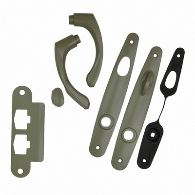 Hinged Patio Door Hardware Complete Trim Set 2577557