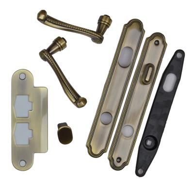 Andersen 174 Single Door Complete Trim Set Whitmore