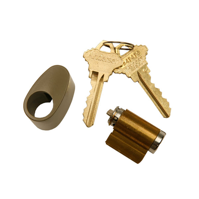 Andersen Hinged Patio Door Keyed Lock Stone Locks