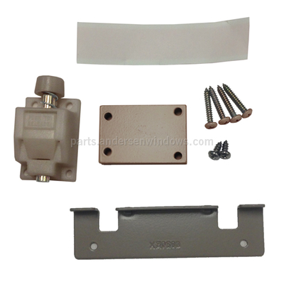 100 Series Auxiliary Foot Lock Kit 9130509 Auxiliary Foot
