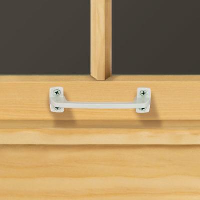 White Sash Bar Lift 1630025 Andersen Windows Amp Patio