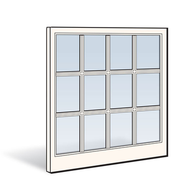 Andersen 400 series tilt wash lower sash 1615137 400 for Andersen 400 series double hung windows cost