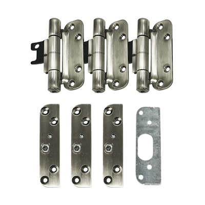 Andersen Satin Nickel Right Hand 3 Hinge Pack 68 And 611