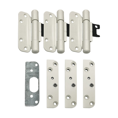 Andersen White Left Hand 3 Hinge Pack 68 And 611 Heights