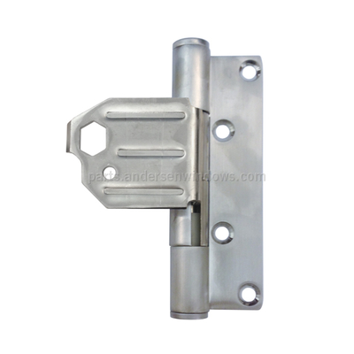 Right Hand Adjustable Corrosion Resistant Leaf Hinge