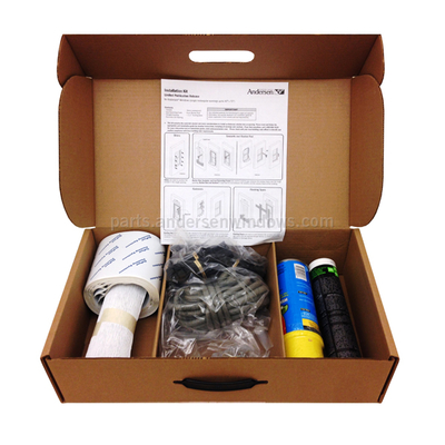 Window Installation Kit Installation Kit Andersen Patio Door