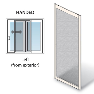 Gliding Patio Door Insect Screen 1208130 Insect Screens