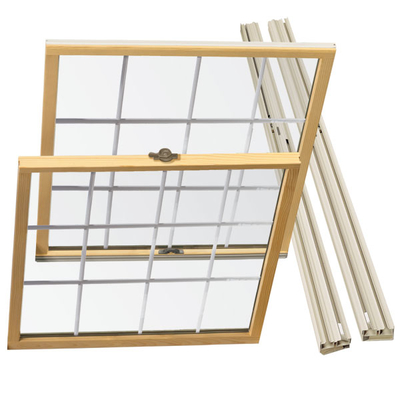 Double hung conversion kit 9132351 andersen windows for Wood double hung andersen 400 series