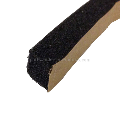 Black Foam Weatherstrip 2962027 Andersen Windows And Doors