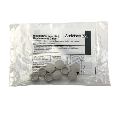 Andersen Frame Hole Plugs 9014047