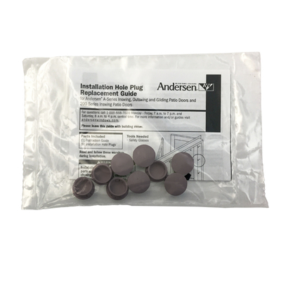 Andersen 174 Frame Hole Plugs 9014048 Other Parts