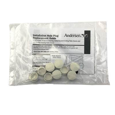 Andersen® Frame Hole Plugs 9014046 - Andersen Windows and Doors