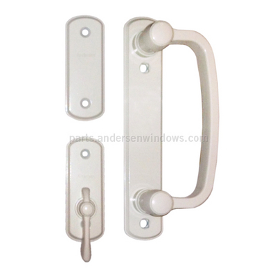 Andersen 174 Gliding Patio Door Hardware Interior Trim Set