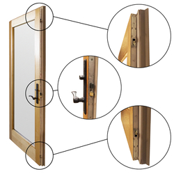 Frenchwood Active Panel 3 Point Lock 2579773 Andersen Windows And Doors