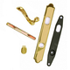 Hinged Patio Door Hardware - Exterior Trim Set