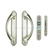 Gliding Patio Door Hardware - Exterior Trim Set